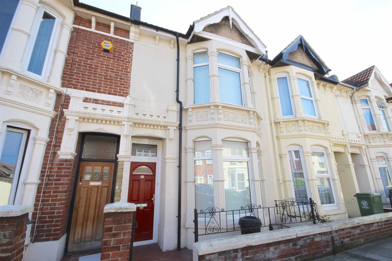 5 Bedrooms Terraced House for rent in Bramshott Road, Southsea
